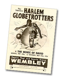 Harlem Globetrotters vs House of David