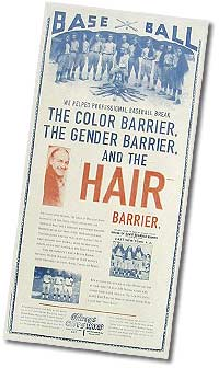 Color Barrier Poster