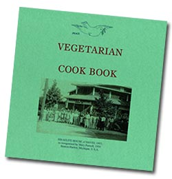 1934 Vegetarian Cookbook 4th Edition
