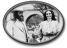Israelite House of David Co-Founders: Ben and Mary Purnell